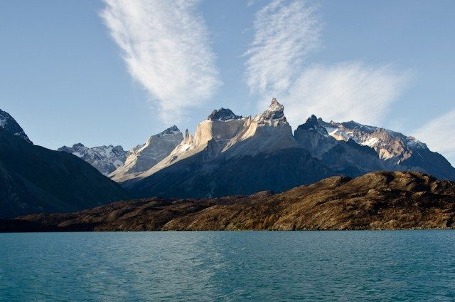 Hiking the W trek in Parque Nacional Torres del Paine