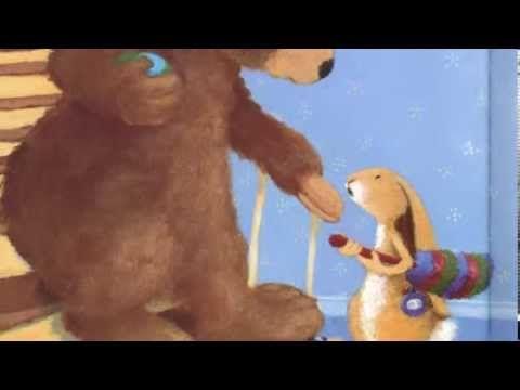 Meneer haas en mevrouw beer gaan op vakantie, digitaal prentenboek voor kleuters