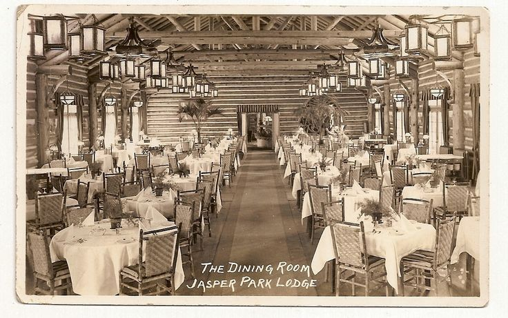 1000 images about historical views of the fairmont jasper for Crosby cabin jasper park lodge