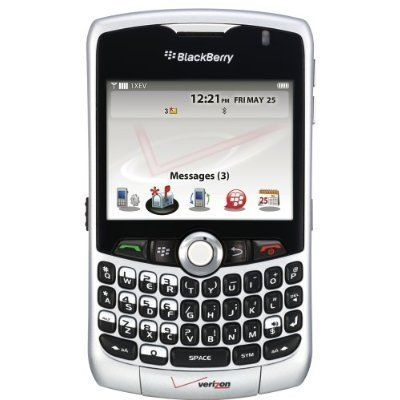 Buy Blackberry 8330 Verizon Silver(CDMA Only) REFURBISHED for 13.46 USD | Reusell