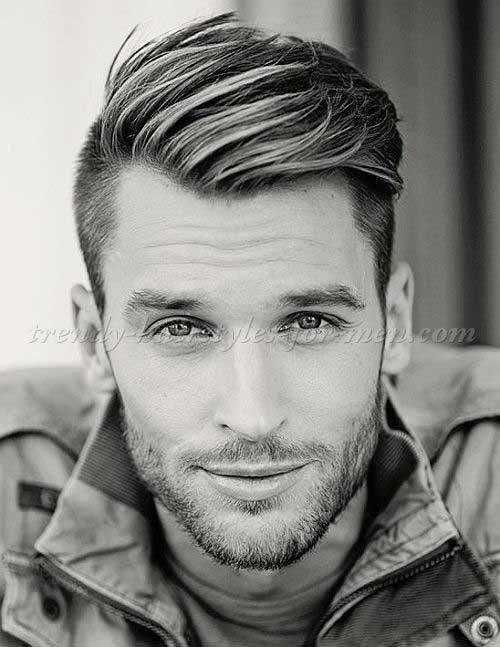 17.Trendy Men Haircut 2016