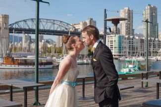 Whimsical Vancouver Styled Wedding Shoot