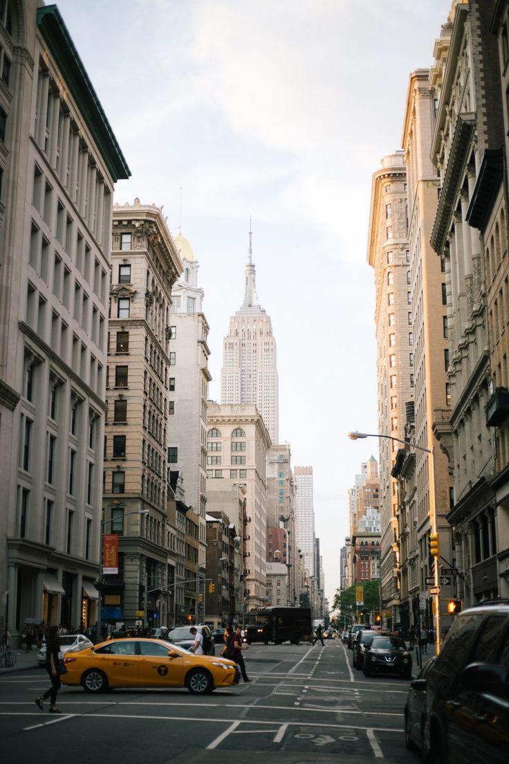 Блогер Нью-Йорк
