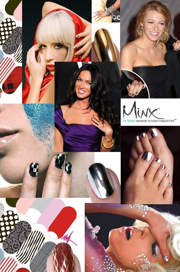 Minx Nails. Now partnered with Bellus Academy!