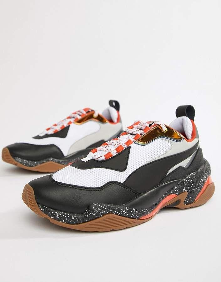 ASOS - Puma Thunder Electric Sneakers
