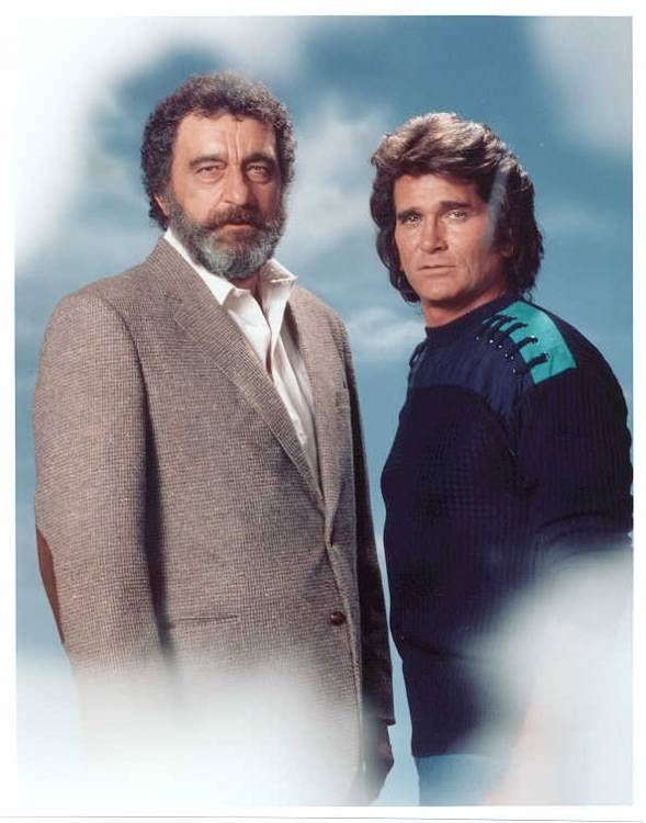 Highway to Heaven (1984-1989) Micheal Landon's (Jonathan Smith) second pairing with Victor French (the two both starred on Little House on the Prairie).