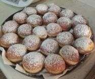 Ricetta Mini Bomboloni alla crema pasticcera pubblicata da cuore78 - Questa ricetta è nella categoria Prodotti da forno dolci