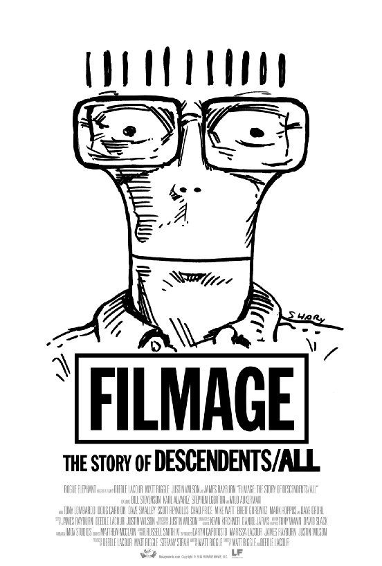War Machine vs. War Horse : Ep. 70 - Filmage: The Story of Descendents/All (Color Me Obsessed vs. Anvil: The Story of Anvil)