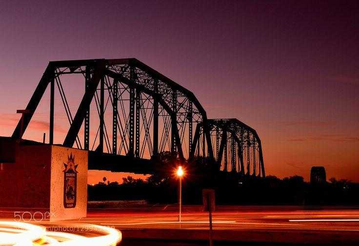 Puente Negro. Culiacán Sinaloa. Mexico by PavelMeza #fadighanemmd