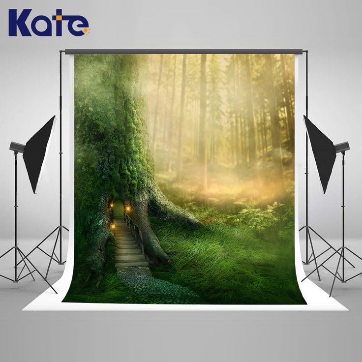 29.90$  Buy here - http://ali1rz.shopchina.info/1/go.php?t=32800031818 - 10X10FT Kate Scenic Photography Backdrops Spring Backgrounds Forest Photography Backdrops Newborn Photography Background  #SHOPPING