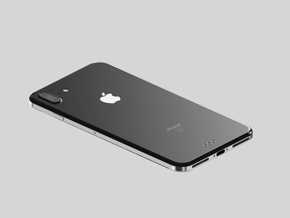 Apple's iPhone 8 may be the only new iPhone to get the steel body treatment     - CNET Apple is rumored to be releasing three new iPhones this year the premium 10 year anniversary iPhone 8 and the more modestly upgraded iPhone 7S and 7S Plus. One big difference between the 8 and 7S models may be the phones body. Industry sources say that the iPhone 8 may get the new glass and steel chassis thats been rumored while the iPhone 7S may stick to an aluminum alloy chassis reported by DigiTimes…