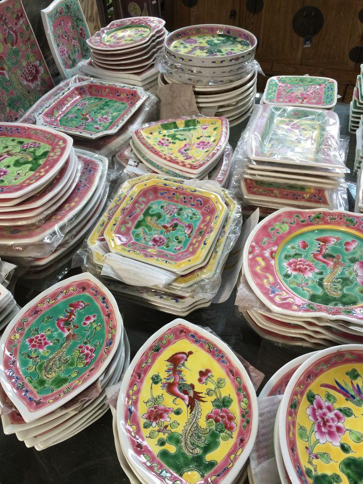 Singapore, Thow Kwang Pottery Jungle