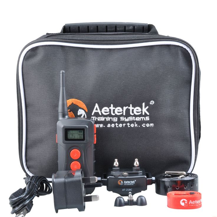 Aetertek 218c #electric shock dog #training remote waterproof anti bark #collar,  View more on the LINK: 	http://www.zeppy.io/product/gb/2/262444239265/