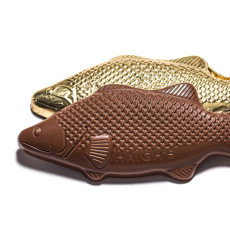 Fun gift idea for Dad - Milk Chocolate Murray Cod! #FathersDay