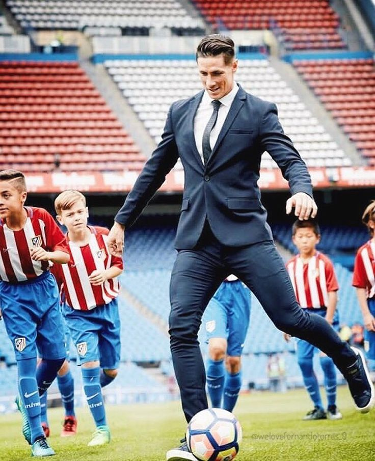 Fernando Torres,Atletico Madrid
