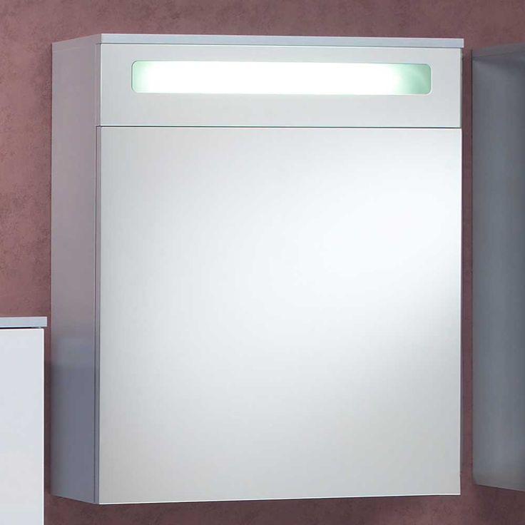 Spiegelschrank mit Beleuchtung 60 cm breit Jetzt bestellen unter: https://moebel.ladendirekt.de/bad/badmoebel/spiegelschraenke/?uid=914a1254-ec4d-588c-b091-5c32f8ba84ab&utm_source=pinterest&utm_medium=pin&utm_campaign=boards #bad #hängeschrank #spiegelschrank #badezimmerschrank #bade #schrank #hängend #spiegelschraenke #badschrank #badhängeschrank #badmoebel #hängeschränke #badspiegelschrank #badezimmerspiegelschrank #badezimmer