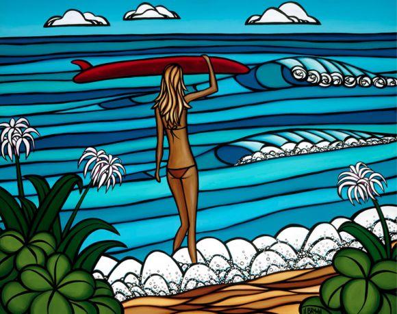 surf-art-heather-brown | Visual News