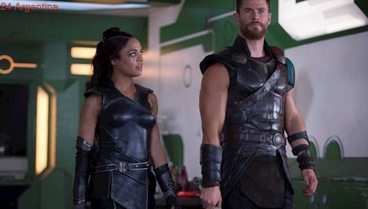 """""""Thor: Ragnarok"""": Dios del trueno y la comedia"""