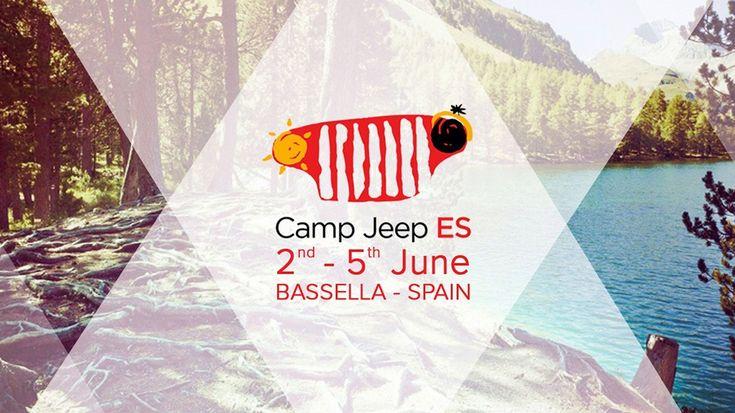 Partecipa al Camp Jeep! Quest'anno si terrà dal 2 al 5 Giugno a Bassella (Barcellona) in concomitanza del 75° Anniversario del brand.