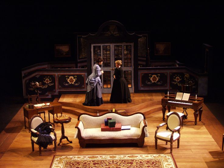 What are the main themes in Ibsen's A Doll's House?