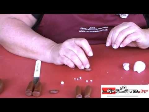 Tutorial realizzazione Orsetto in pasta di zucchero - Parte2