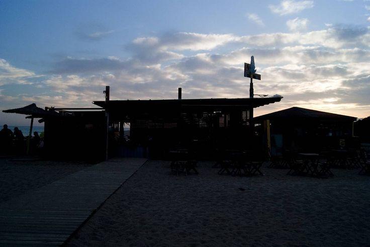 Chiringuito El Calamar, Playa del Prat de Llobregat 2017 - 20.00 pm - El Prat de Llobregat (Barcelona, Spain). ©Nurita Sánchez