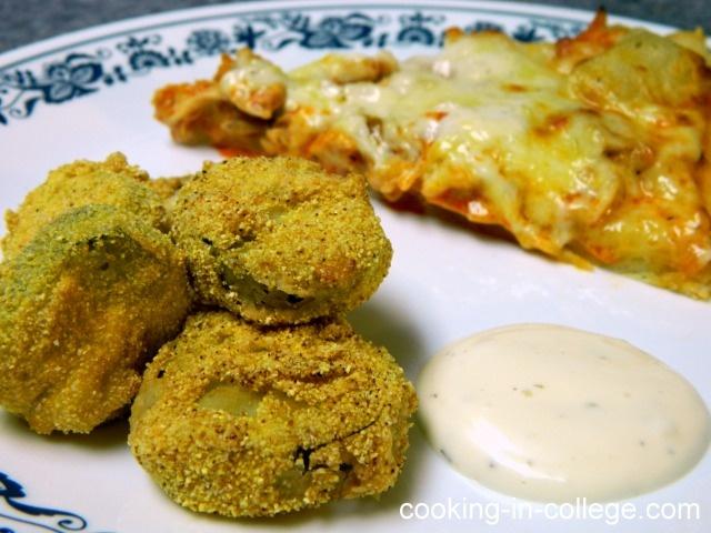 Pickle Fries Recipes — Dishmaps