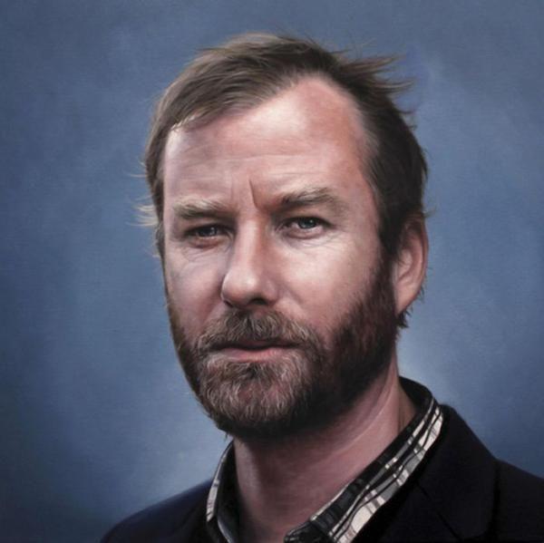 - Portrait Paintings by Joe Simpson