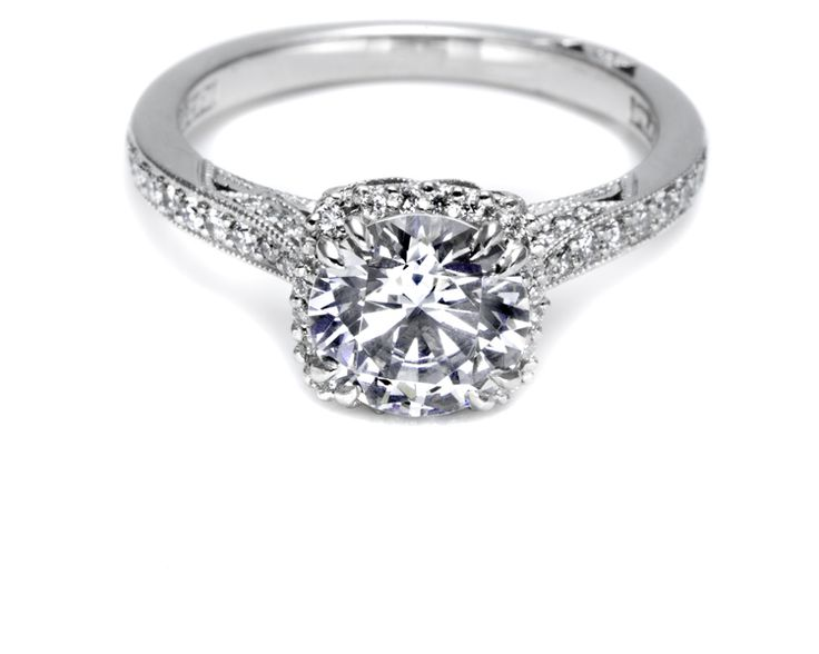 I think I'm in love. Tacori engagement ring