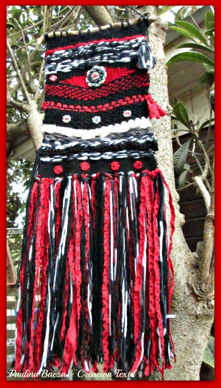 TELAR Weaving fibras