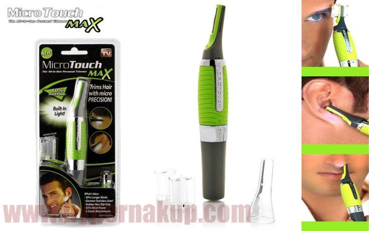 Zastrihávač chĺpkov Micro touch Max