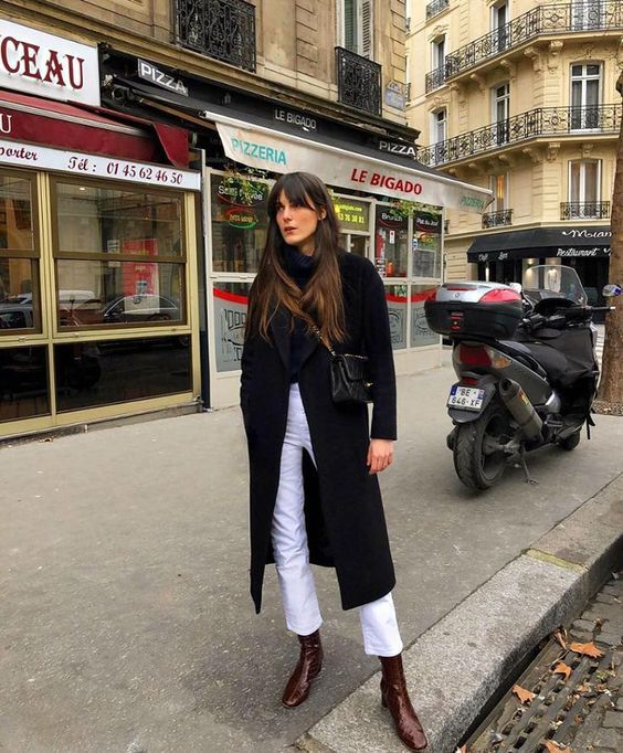 Look of the Day: Parisian Transition