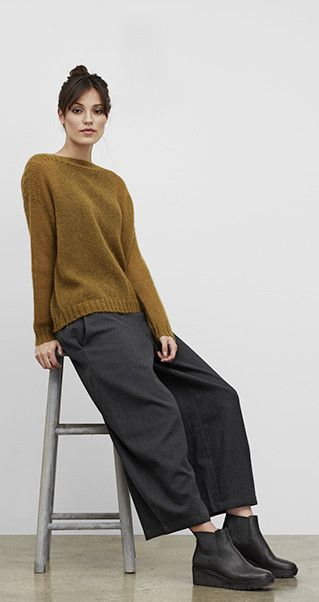 Our Favorite Fall Looks & Styles for Women | EILEEN FISHER
