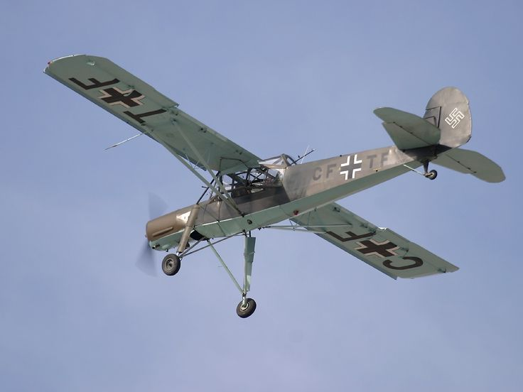 World War II Storch