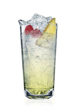 Refrigerante Natural - Framboesa com Limão.