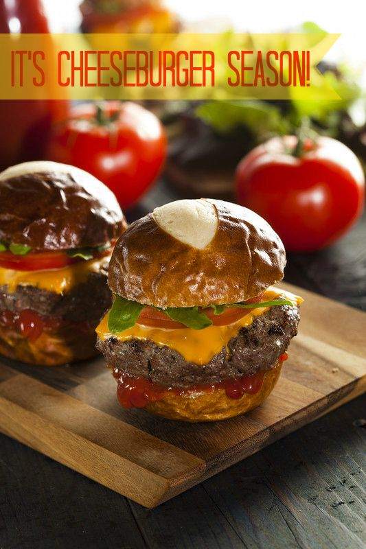 Get cheesy ideas for your burgers this summer. Plus,  earn rewards with Kraft Foods #PaisleyPoints Program #sp