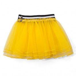 Tutu 'Neon Yellow' - Funky Legs
