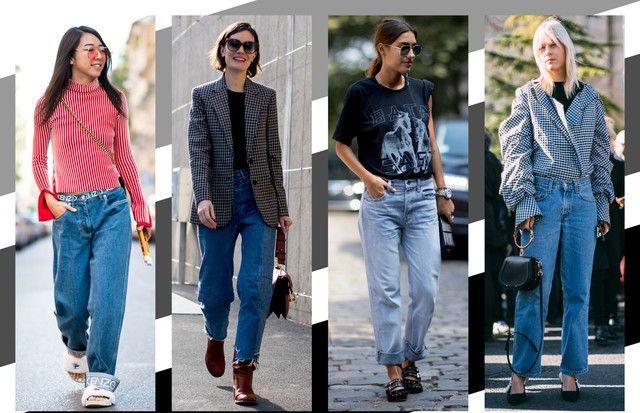 Jeans boyfriend (Foto: Arte Vogue Online)