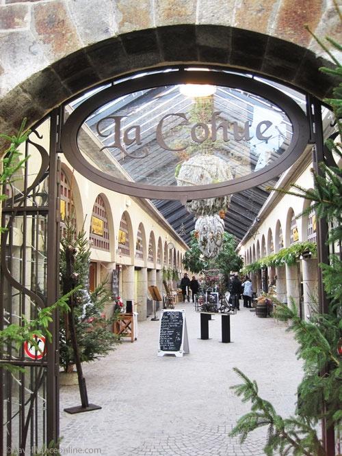 La Cohue - covered #market in Dinan www.travelfranceonline.com
