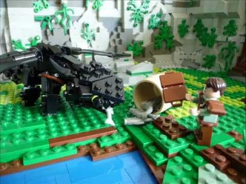 How to Train your Lego Dragon