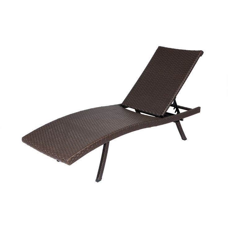 17 best ideas about patio chaise lounge on pinterest for Best outdoor chaise lounges