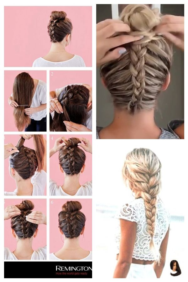62 Simple Hairstyles Step By Step To Make Your Own Simple Hairstyles Easyhairstyles Easyhairstyleslazy Easy Hairstyles Hair Styles Simple