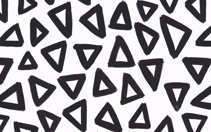 triangles #pattern