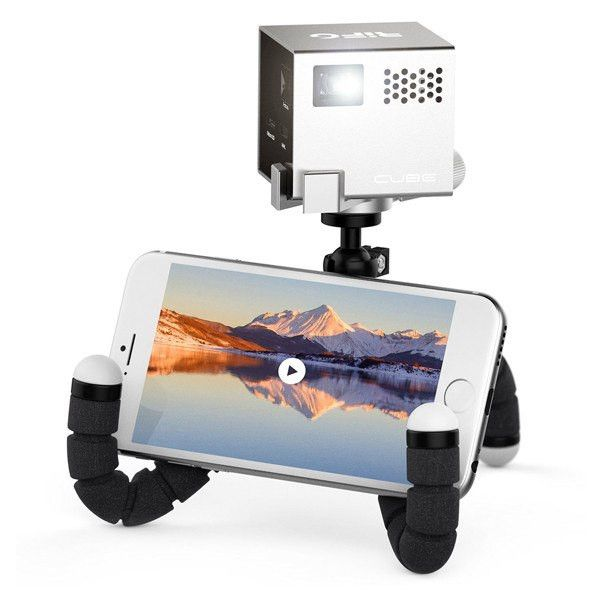 Rif6 Cube Mobile Projector