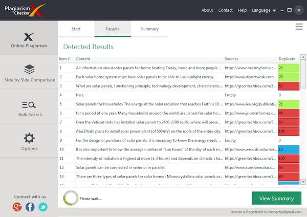 Get free Plagiarism Checker X Pro for today only (Worth $24.95))!