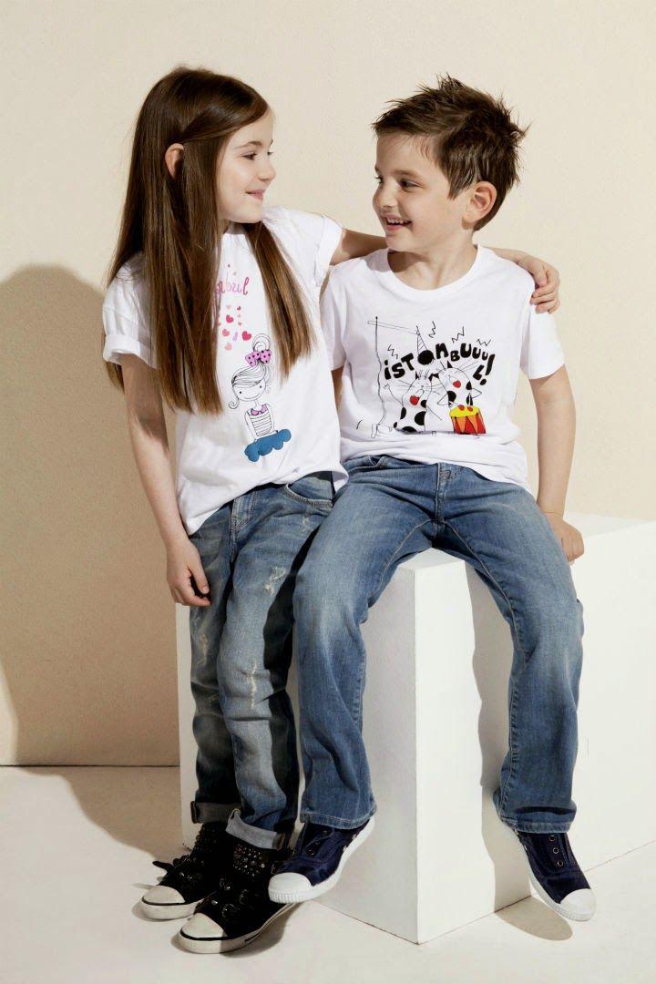 zeyneppak: istanbul çocuk tshirt tasarımları//Mavi Jeans