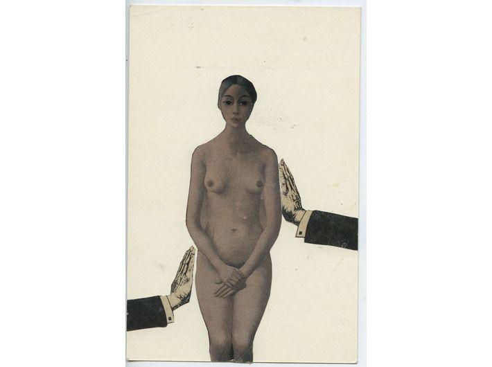 Wisława Szymborska, to Gizela Szancerowa, 1992, MOCAK Archive