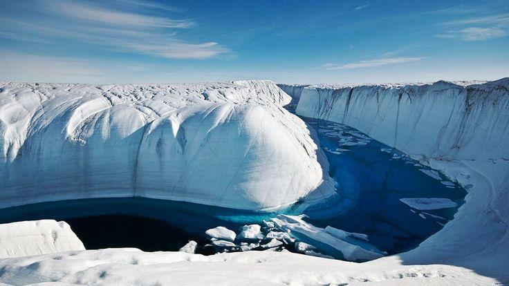 Ice Canyon Amazing
