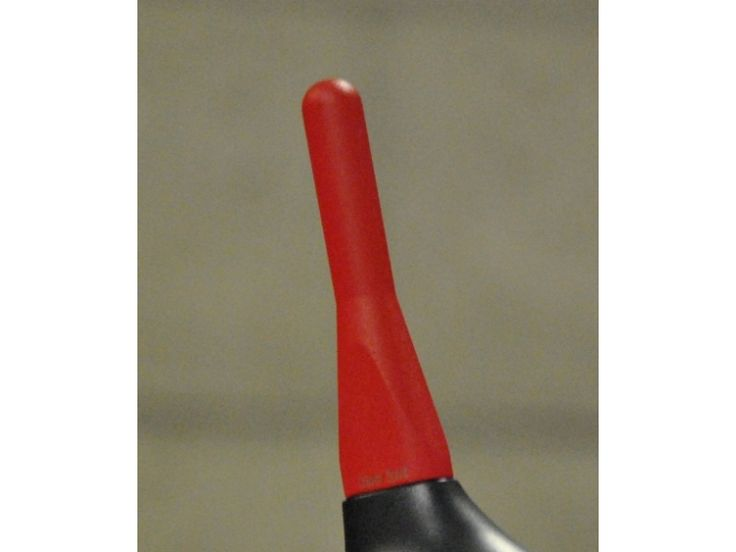 FIAT 500 Stubby Antenna - Red