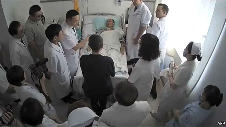 Liu Xiaobo Chinas best-known political prisoner is dying